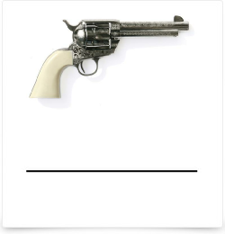 Blank Firing Pistols 1